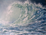 painting : Wave