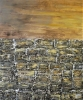 "Peinture d'art - ""Another brick in the wall"""