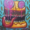Peintures - crazyburger