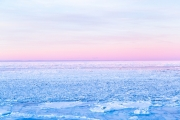 photo paysages fleuve saintlaurent hiver glace : Nuances de Saint-Laurent