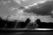 photo paysages parc jet d eau paris les tuileries : Les tuileries