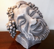 sculpture : Bacchus