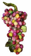 sculpture fruits : grappe 3