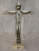 sculpture personnages : Le Christ