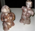 Sculptures artistes - le couple
