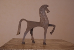 Sculptures d'art - Cheval en parade