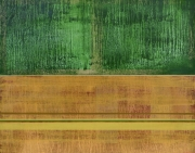 tableau abstrait street art buffard rothko gursky : Land I