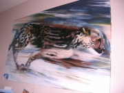tableau animaux guepard animaux : guepard
