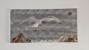 tableau animaux : mouette