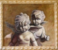 Tableau - Duo d'anges