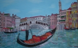 Tableau - LE GRAND CANAL