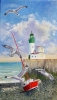 Tableau - LE PHARE DU TREPORT