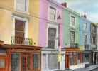 Tableau - Londres - Notting Hill