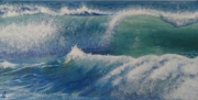 tableau marine rouleau vague ocean mer : vague