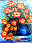 tableau nature morte peinture traditionnel nature morte : nature morte