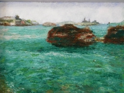 tableau paysages andre maillet johanes 0660585876 : Marseille(2)