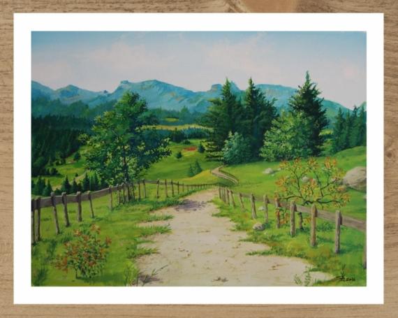 Tableau montagne et nature 3 f0e520d029d1d791f977af012cade8cedsc1105