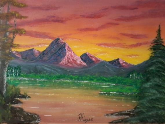 Tableau montagne et nature 2 c71c219798072eb83e79104c862343ed2015101509321420160107093904887