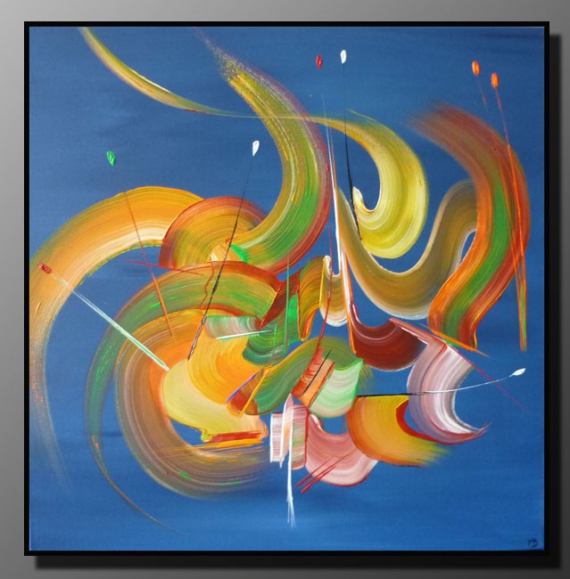 TABLEAU PEINTURE peinture abstraite vente