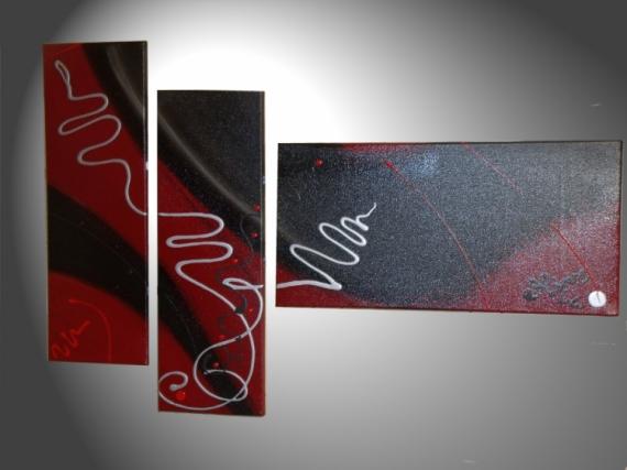 TABLEAU PEINTURE Tableau Abstrait Tableaux Design Tableau Moderne Decoration  Murale Abstrait   Tableau Abstrait