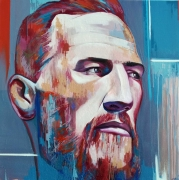 tableau personnages : conor mc gregor