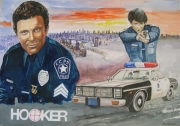 tableau personnages hooker star trek columbo la police : William Shatner