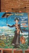 tableau personnages : mary poppins
