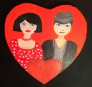tableau personnages : Miss valentine
