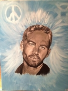tableau personnages paulwalker fast and furious : Paul Walker