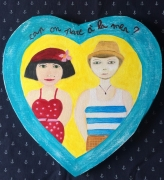 tableau personnages : Valentine